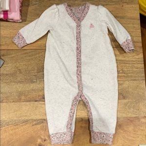 Gap 3-6 month onesie baby girl